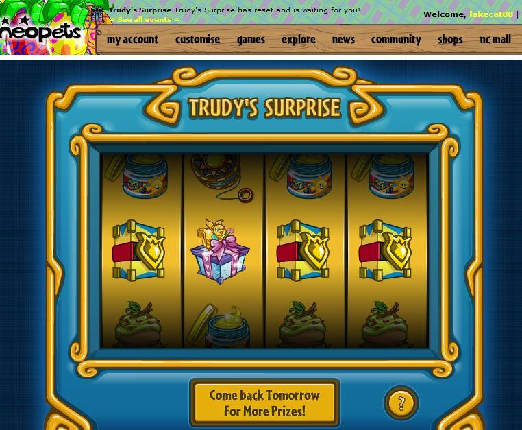 Neopets Trudy's Surprise Error.JPG
