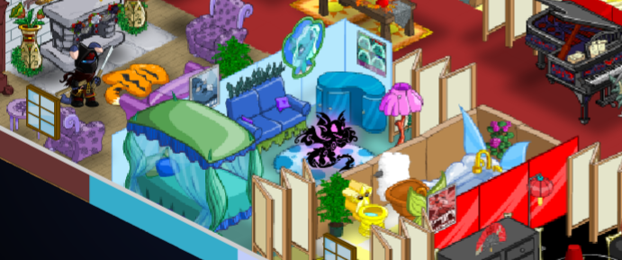 Neopets in neohomes - Neopets Help - The Daily Neopets Forum